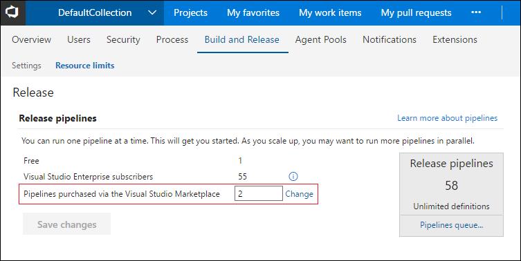 Self-hosted CI/CD - Visual Studio Marketplace