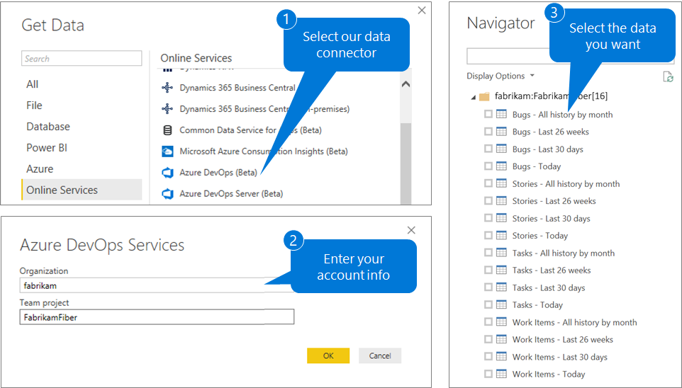 Power BI Connection Image