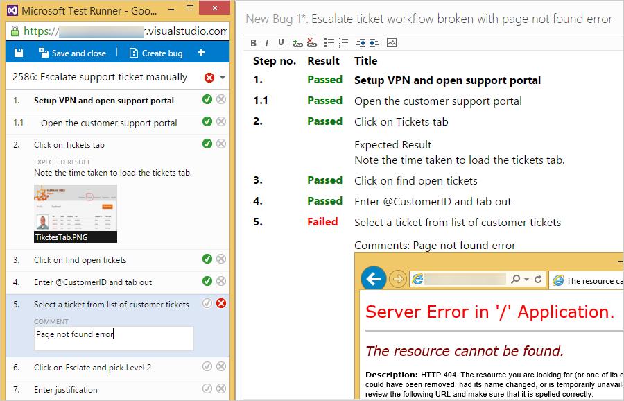BrowserBasedTestExecution